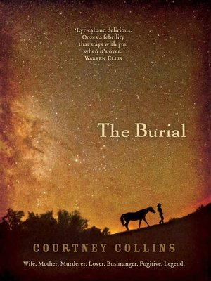 cover image of The Burial