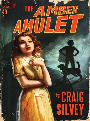 cover image of The Amber Amulet