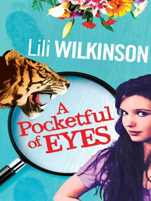 cover image of A Pocketful of Eyes