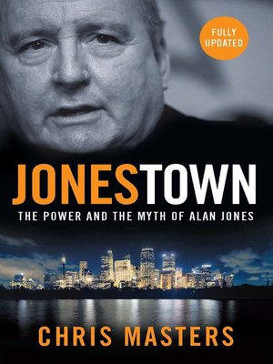 cover image of Jonestown