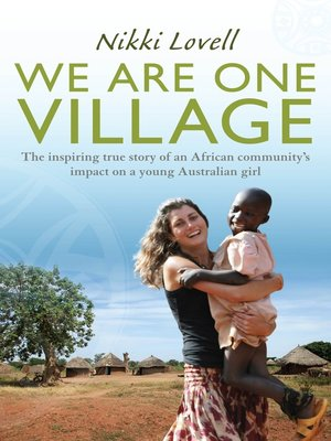 cover image of We Are One Village