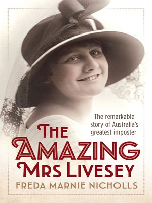 cover image of The Amazing Mrs Livesey