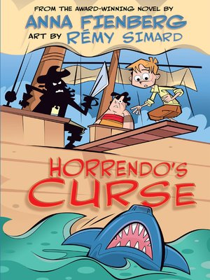 cover image of Horrendo's Curse
