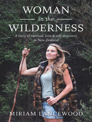 cover image of Woman in the Wilderness