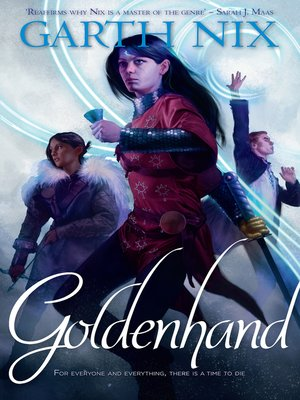 cover image of Goldenhand