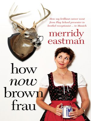 cover image of How Now, Brown Frau