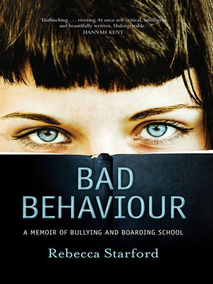 cover image of Bad Behaviour
