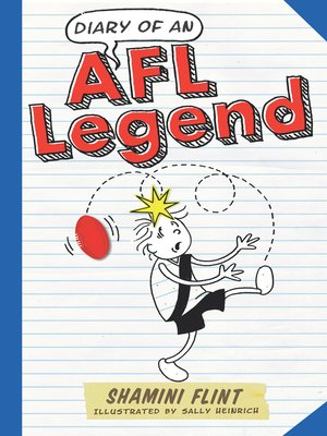 cover image of Diary of an AFL Legend