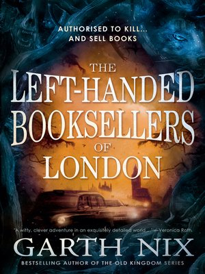 cover image of The Left-Handed Booksellers of London