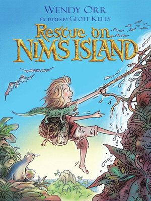 cover image of Rescue on Nim's Island