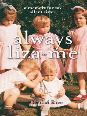 cover image of Always Liza to Me