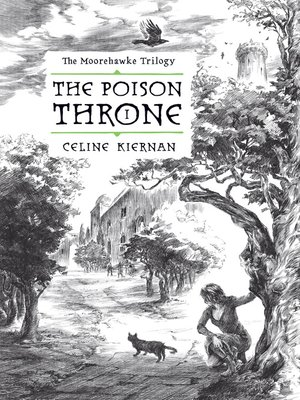 cover image of The Poison Throne