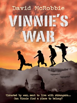 cover image of Vinnie's War