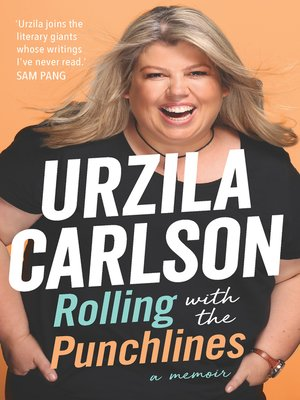 cover image of Rolling with the Punchlines
