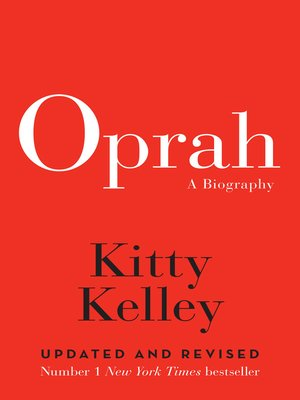 cover image of Oprah