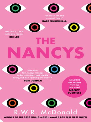cover image of The Nancys