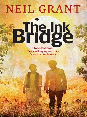 cover image of The Ink Bridge