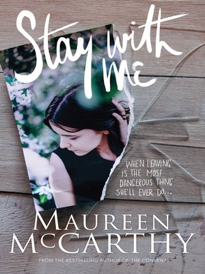 cover image of Stay With Me