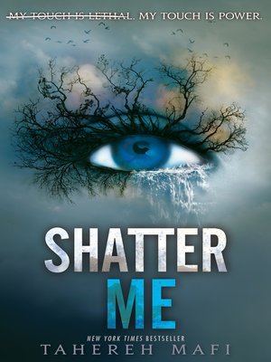 cover image of Shatter Me
