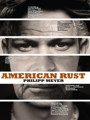 cover image of American Rust