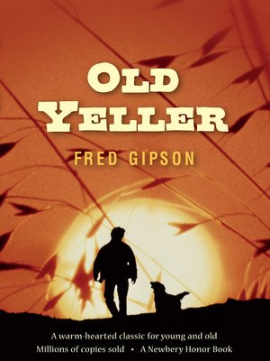 cover image of Old Yeller