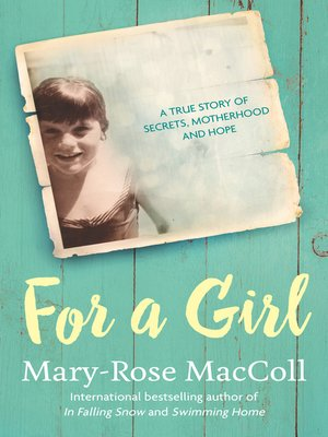 cover image of For a Girl