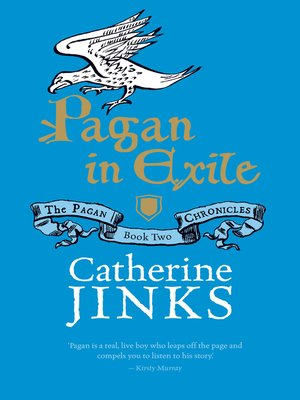 cover image of Pagan in Exile