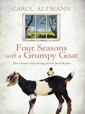 cover image of Four Seasons with a Grumpy Goat