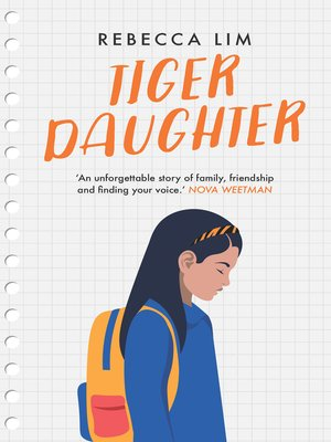 cover image of Tiger Daughter