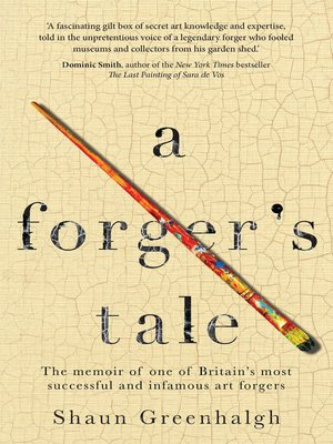 cover image of A Forger's Tale