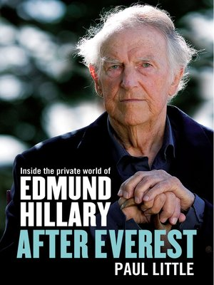 cover image of After Everest