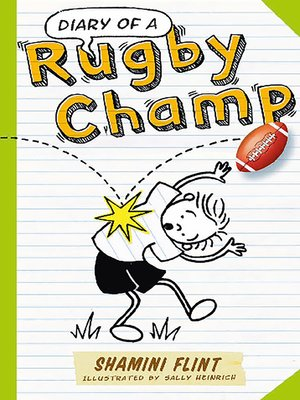 cover image of Diary of a Rugby Champ
