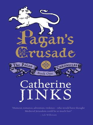 cover image of Pagan's Crusade