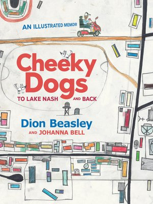 cover image of Cheeky Dogs
