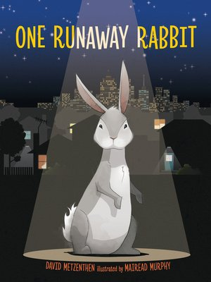cover image of One Runaway Rabbit