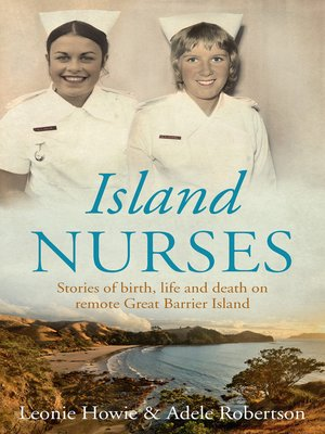 cover image of Island Nurses