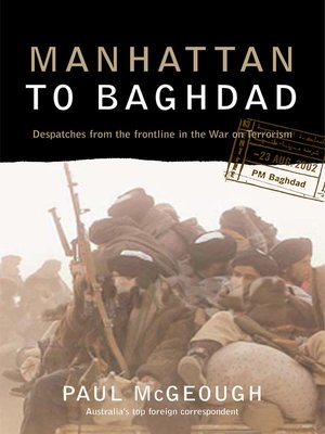 cover image of Manhattan to Baghdad