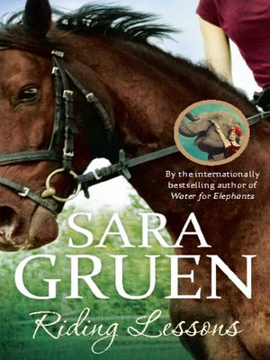 cover image of Riding Lessons