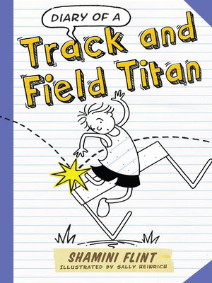 cover image of Diary of a Track and Field Titan