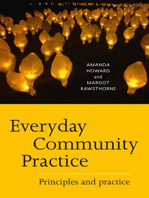 cover image of Everyday Community Practice