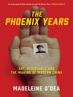 The Phoenix Years by Madeleine O'Dea.                                              AVAILABLE eBook.
