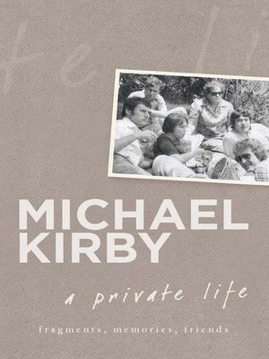 cover image of A Private Life