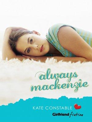 cover image of Always MacKenzie