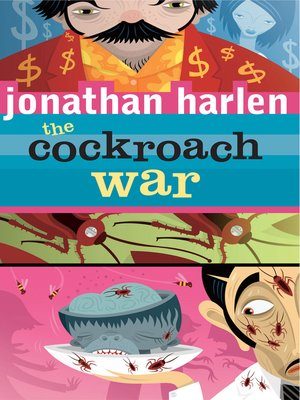 cover image of The Cockroach War