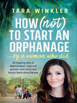 cover image of How (Not) to Start an Orphanage