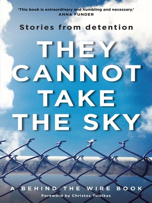 cover image of They Cannot Take the Sky