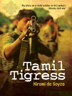 cover image of Tamil Tigress
