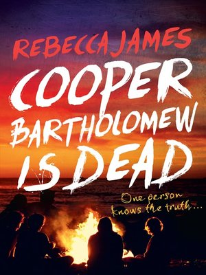 cover image of Cooper Bartholomew is Dead