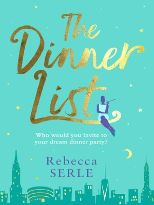 cover image of The Dinner List