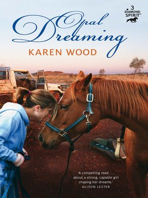 cover image of Opal Dreaming